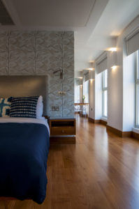 Interior photography for Go native serviced apartments | David Chatfield Photography