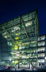 Night-time Architectural photography   David Chatfield Photography   London Photographer