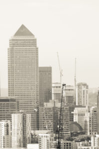 London, city, cityscape, Canary wharf, construction, building, architecture, design, photography