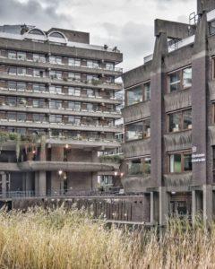 Barbican theatre London photographer architecture | David Chatfield Photography